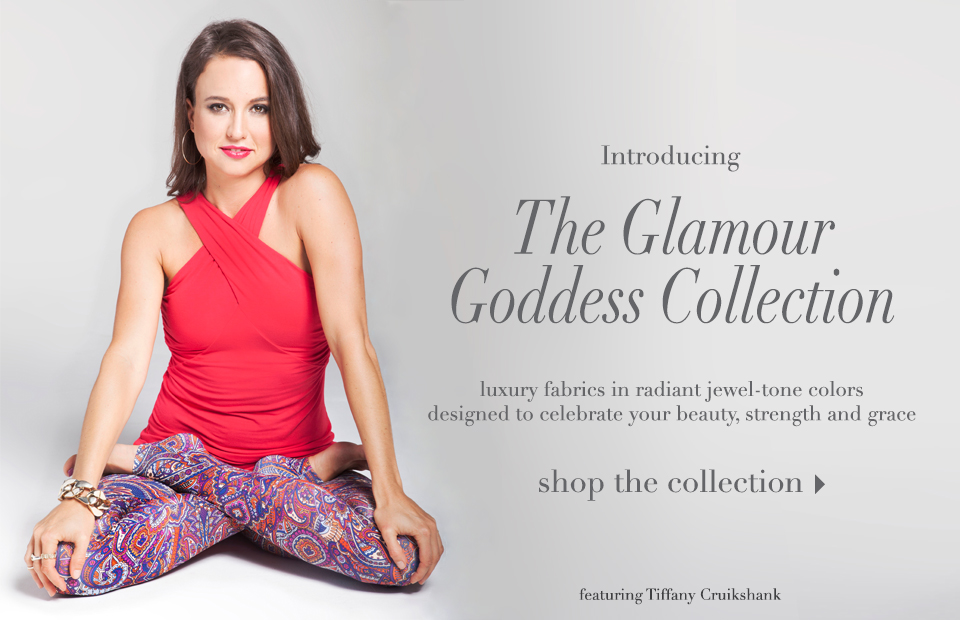 Featuring Tiffany Cruikshank in the Glamour Goddess Collection