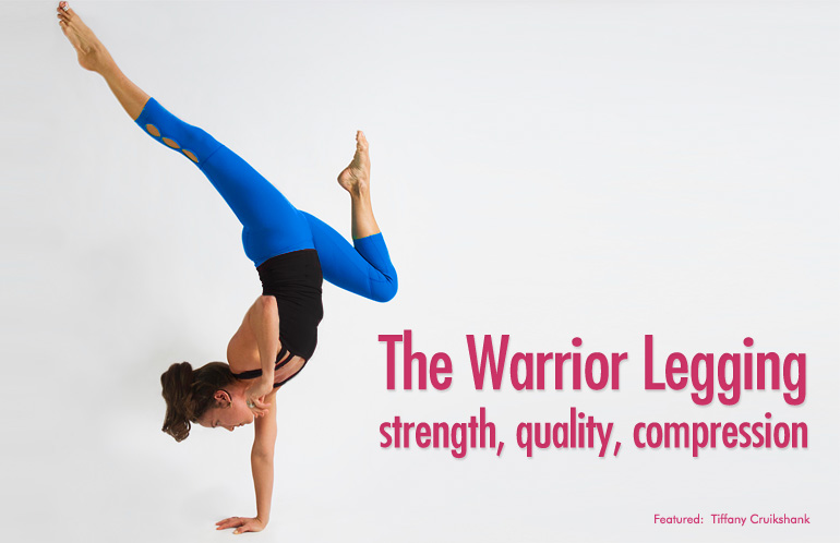 The Warrior Legging