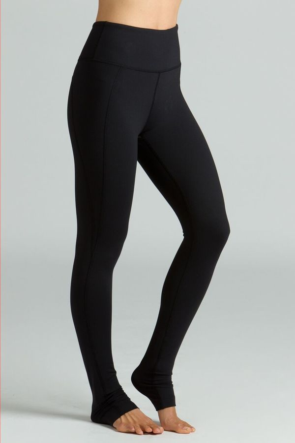 Ultra High Waist Yoga Legging in Black