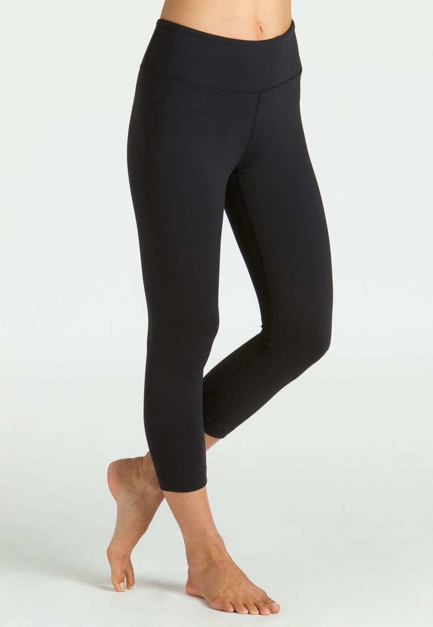 Grace High Waisted Yoga Capri