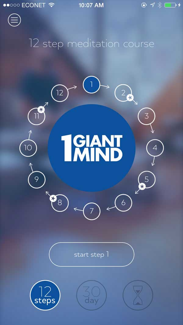 One Giant Mind