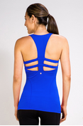 The Royal Warrior T-Back Yoga Tank