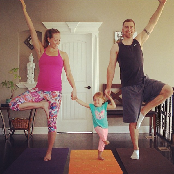 Parenting is Yoga